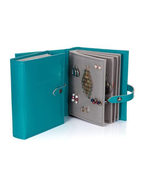 Książka na biżuterię organizer 19x14 POR456KOL