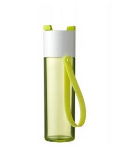 Butelka na wodę Justwater 500 ml limonka