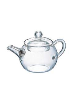 Czajniczek do zaparzania herbaty 550ml szklany U55