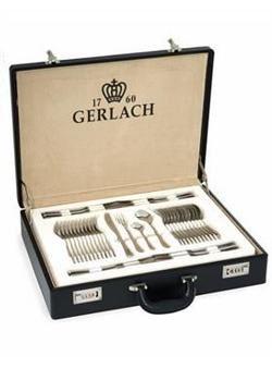 58cm Gerlach Valor mat sztućce 68 szt walizka