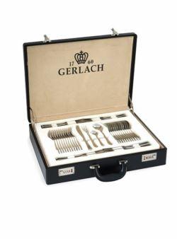 04am Gerlach Celestia mat 104 sztućców walizka