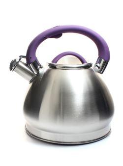 komm/k6z czajnik stalowy oksyda fiolet 3l INDUKCJA
