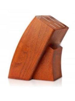 GERPOL Durofol stojak blok drewniany na 5 noży