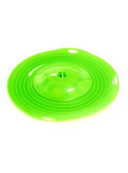 komm/e09z pokrywka silikonowa nie kipiąca zielona