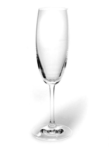 Effekt kpl. 6 kileszków do szampana