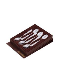 Amefa Oxford kpl 6 szt łyżeczek do herbaty pudeł