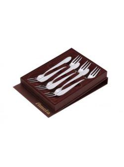 Amefa Oxford kpl 6 szt widelczyków do ciast pud