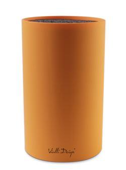 kul/Vialli Design stojak do noży arancia