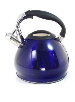 komm/k5n czajnik stalowy 3,4l niebieski INDUKCJA