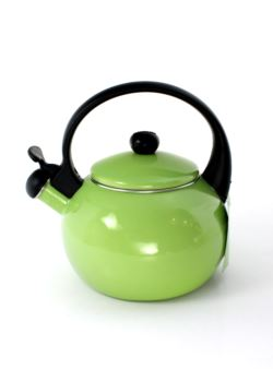 komm/k23z czajnik emaliowany 2L zielony INDUKCJA