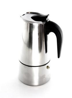 komm/k82 kawiarka stalowa 6 filiżanek 350ml ITALY