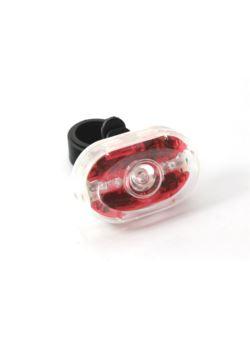 Lampka rowerowa tylna 5 diod LED