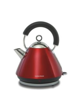 102004 Czajnik New Accents Red MORPHY RICHARDS