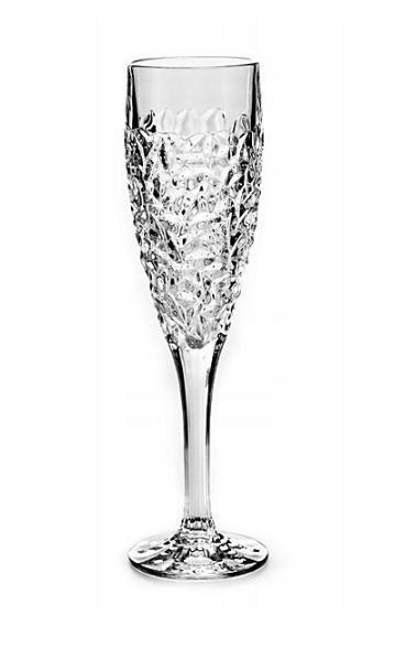kan/990657 Bohemia Nicolette kpl 6 szt szampan