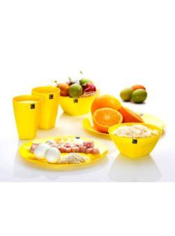 cu/610898 Cuisine kpl 13 szt żółty