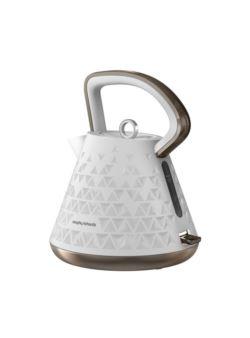 108102 Czajnik Prism White MORPHY RICHARDS