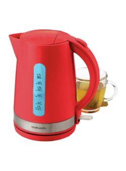 Cookworks Illumination Czajnik elektryczny Red