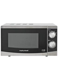 Morphy Richards kuchenka mikrofalowa 800W 20 L