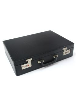 Diamond Gerpol sztućce 68 szt walizka satyna