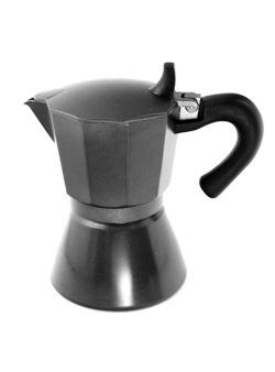 komm/k79 kawiarka aluminiowa czarna 320ml