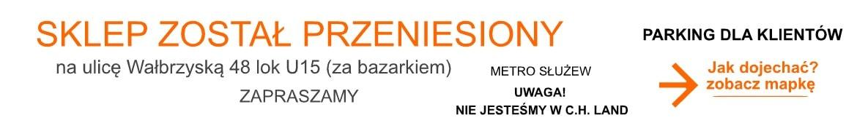 nasza siedziba – ul. Wałbrzyska